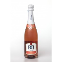 BB Rose Sekt -Halbtrocken- Demi sec