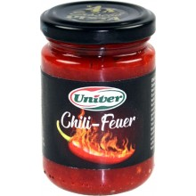 Chili - TÜZ -Feuer- Extra Pikant 150gr